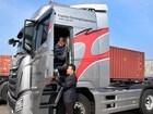 현대자동차, 대형트럭 '엑시언트'와 미니버스 '쏠라티' 시승 서비스