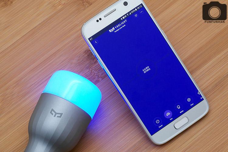샤오미 LED 스마트 전구 사용기!...