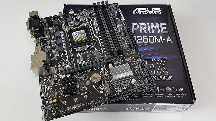 ASUS PRIME B250M-A STCOM