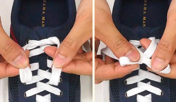 신발끈 묶을 때 알면 좋은 7가지