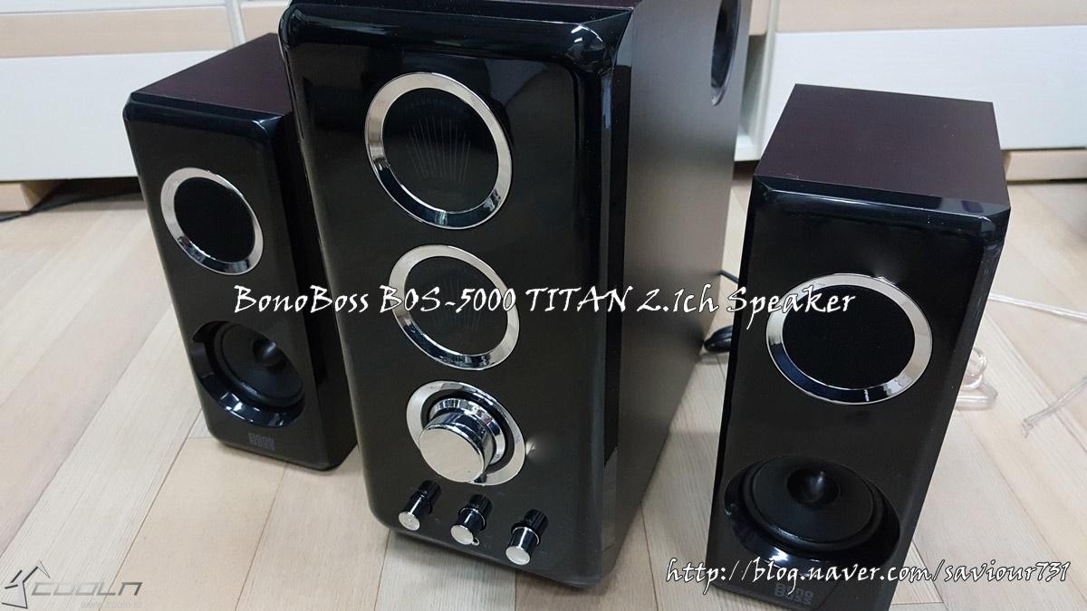 BonoBoss(보노보스) BOS-5000 TITAN 2...