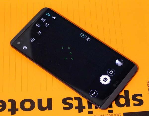 LG V20 카메라 기능
