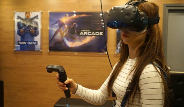 즐길거리 많고 깔끔, 브리즈 VR방