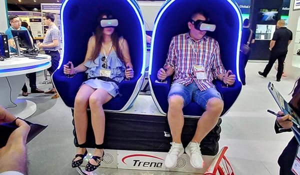 홍콩에서 만난 VR 트렌드!