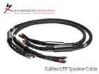 음악을 치료하는 나비효과 - Synergistic Research Galileo UEF Speaker Cable