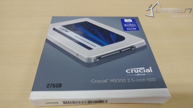 마이크론 Crucial MX300 275GB 아스크...