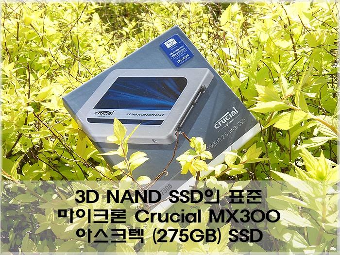 3D 낸드 플래쉬 SSD의 표준, 마이크론...