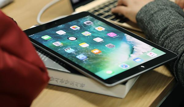 애플 5세대 아이패드 9.7 개봉기