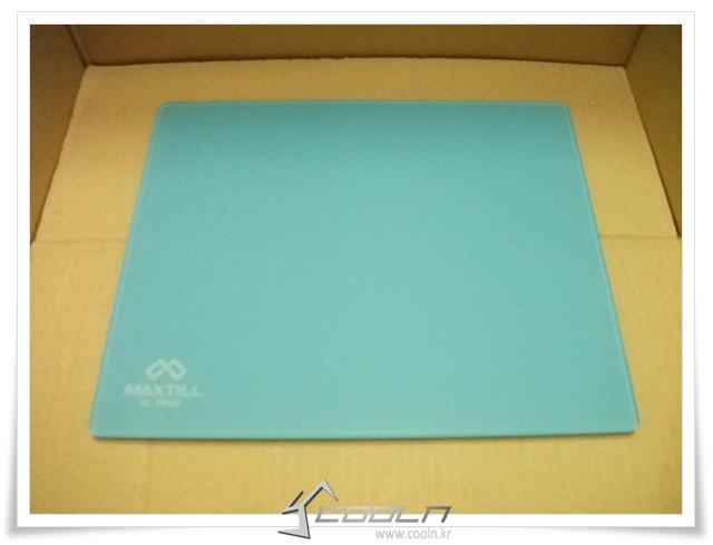 MAXTILL G-PAD 정성 강화유리 패드