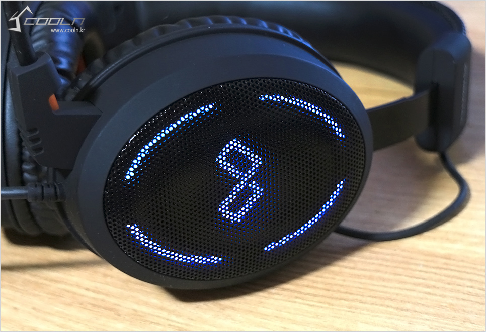 진동 게이밍 헤드셋 MAXTILL TRON G51...