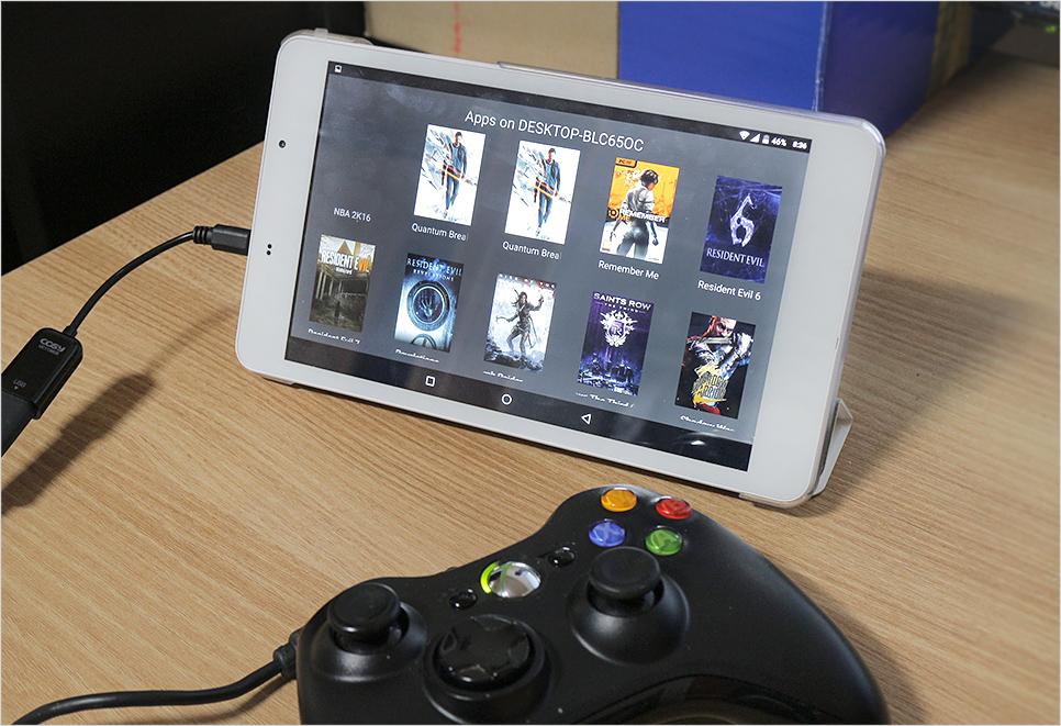 U+Pad8 LG유플러스 태블릿 게임활용기...