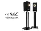 세상의 모든 스피커에 화두를 던지다  - Voxativ Hagen Speaker
