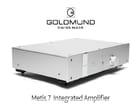골드문트에서 진짜 가성비를 찾는다면 - Goldmund Metis 7 Integrated Amplifier