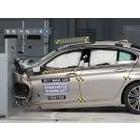 BMW 신형 5시리즈, 안전성 최고등급. 美 IIHS 충돌평가