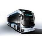현대차, 차세대 친환경 버스 렌더링 이미지 공개...EV버스, 수소버스 등에 적용