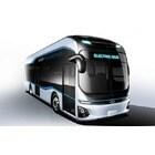 현대차, 친환경 전기버스 '일렉시티' 최초 공개...1회 충전으로 290km 주행