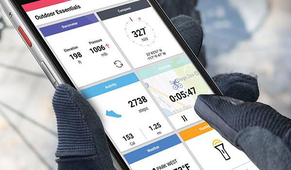 LG X 벤처 아웃도어폰