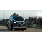 드론 탑재한 귀여운 자율 경비 자동차 'O-R3'
