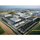 람보르기니, 이탈리아 본사 공장 확장.. 우루스 생산 준비