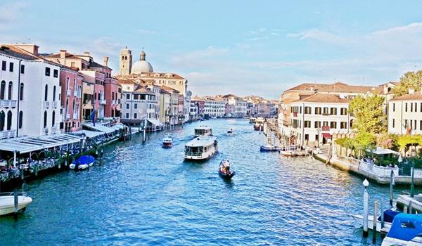 물의 도시, 이탈리아 베네치아