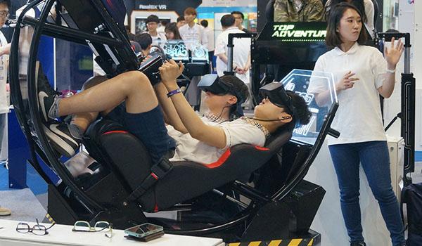 PlayX4에서 고퀄 VR을 만나다
