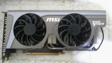 msi 560ti , 1050 사용기