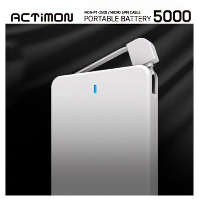 비바워크 ACTIMON POWER BANK 5000mA ...