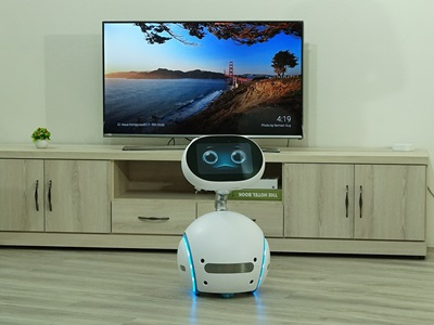우리 삶에 더 가깝게 다가온 인공지능과 로봇 [컴퓨텍스2017]