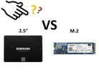 [SSD 추천] 2.5형 SSD를 살까 M.2 SSD를 살까 고민이에요