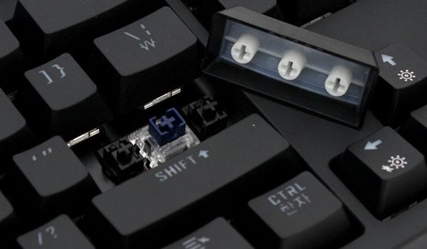 완전 방수 키보드, 앱코 K660