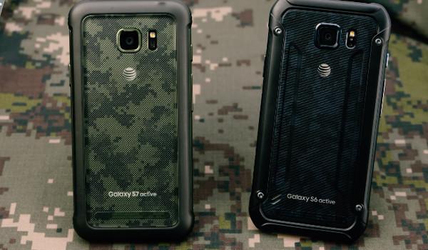 삼성 갤럭시 S7 액티브 리뷰