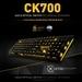 특가판매~! 콕스, 지마켓과 함께 완전방수 광축 키보드 CK700 슈퍼딜!