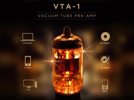 에이원오디오 VTA-1 [진공관 DAC&프리...