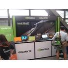 엔비디아 지포스 2017에서 만난 기가바이트의 어로스 NVIDIA 지포스 그래픽카드와 기가바이트 게이밍 노트북 제이씨현 부스