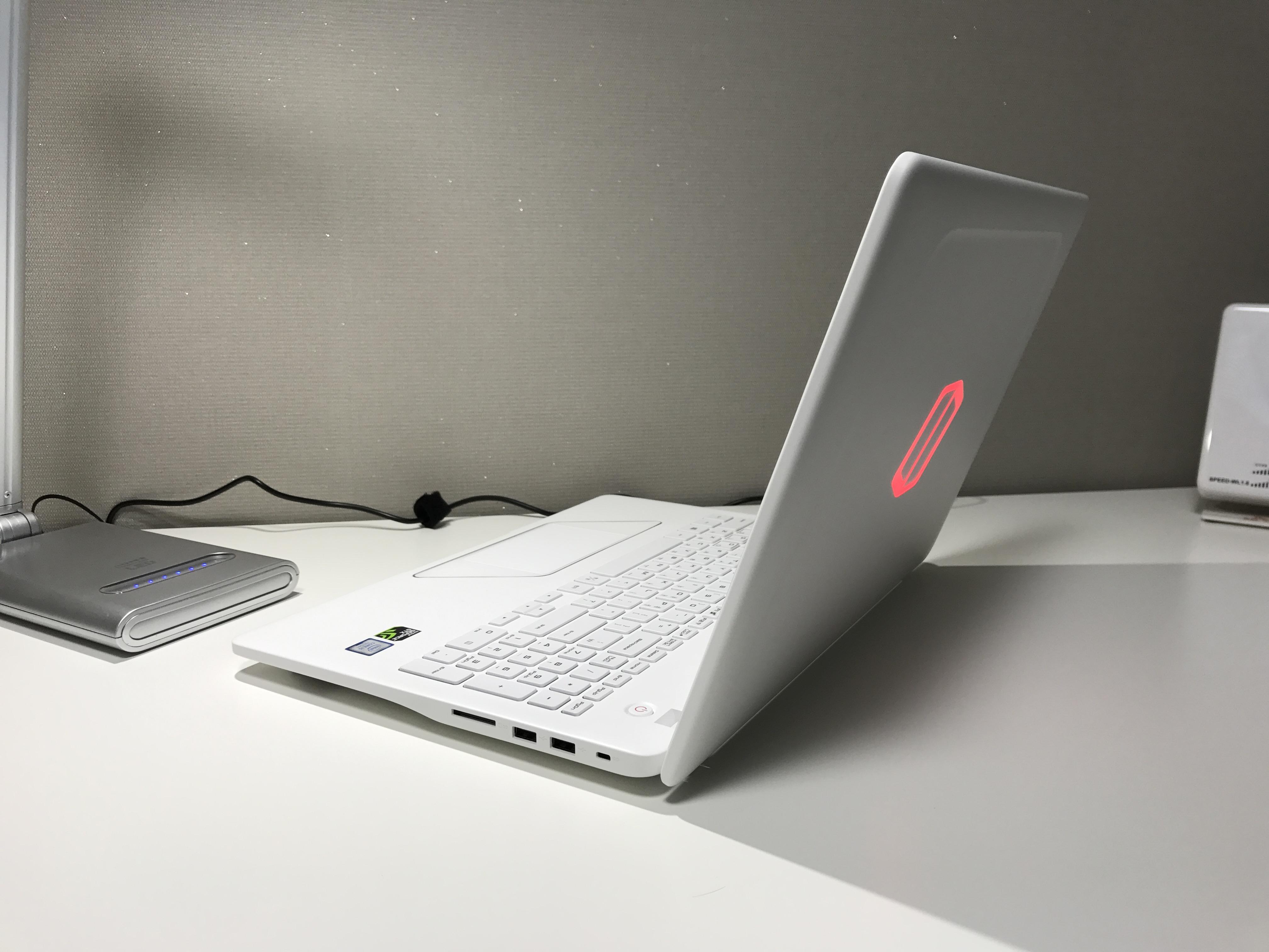 삼성노트북 오디세이 NT800G5M-X58S 사용 후기입니다.