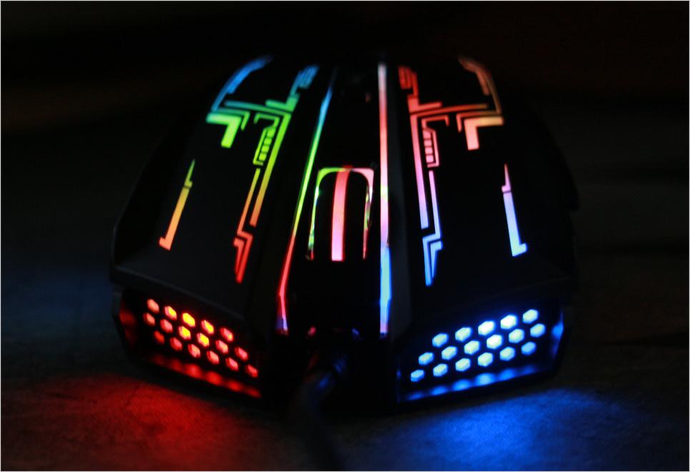 강력한 가성비 맥스틸 TRON G60 RGB ...