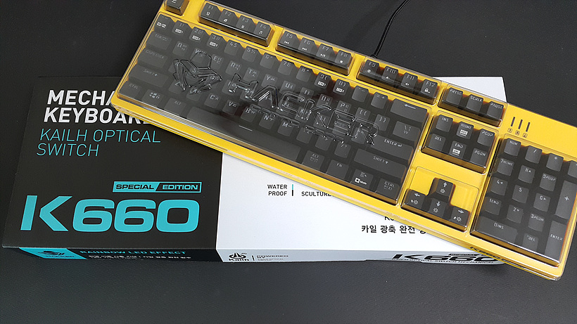 ABKO K660 카일 광축 스페셜에디션 기...