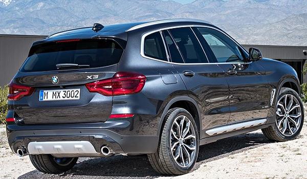 BMW, 가벼워진 신형 X3 공개