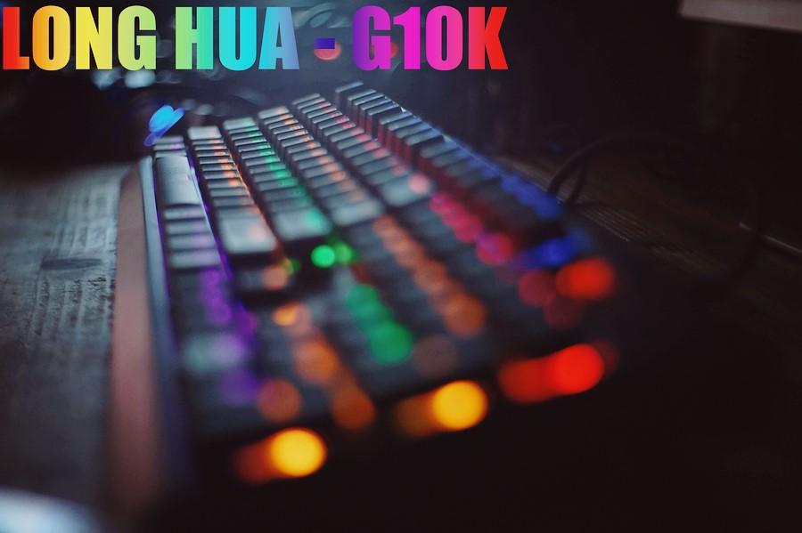 Working for Keyboard - MAXTILL G10K 레인보우 에디션