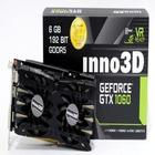 최신게임도 거뜬한 메인스트림 그래픽카드, inno3D 지포스 GTX 1060 X2 D5 6GB