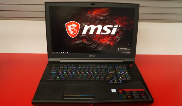 MSI의 진짜 게이밍 노트북