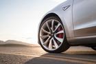 테슬라 모델3, 에어로 휠 달면 주행거리 10% 증가