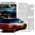 지금 첨단이라는 것들, 20년 전 이 차에 다 있었다