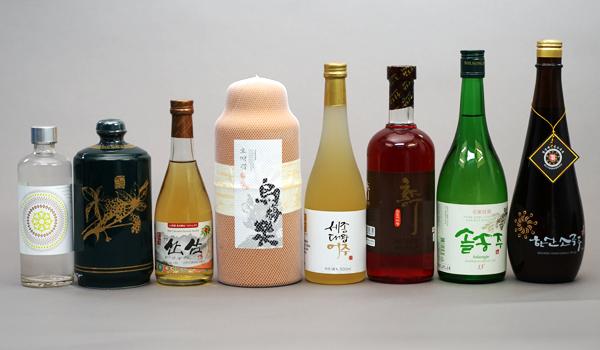 온라인으로 산 전통주 마셔보자!