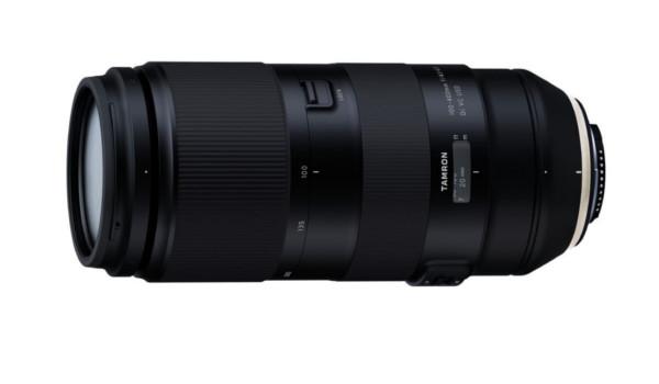 초망원 줌 렌즈 탐론 100-400mm