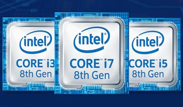 인텔 8세대 CPU를 알아보자