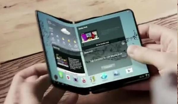 삼성의 접히는 폰은 \'갤럭시 X\'?