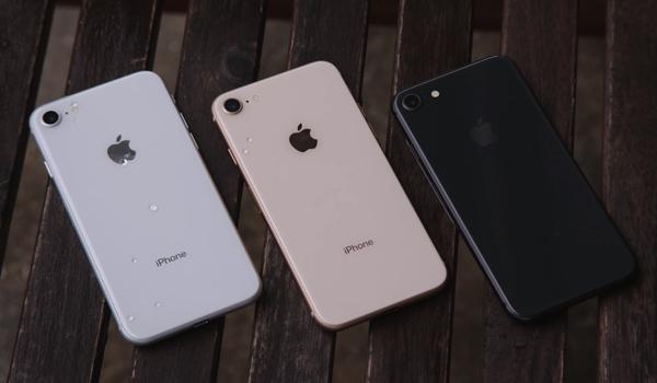 애플 아이폰8 모든 컬러 오픈!