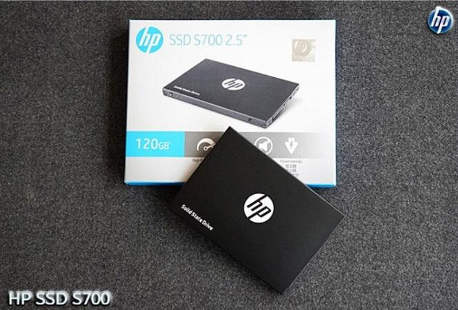 글로벌브랜드 HP의 SSD~! HP S700 (120GB)