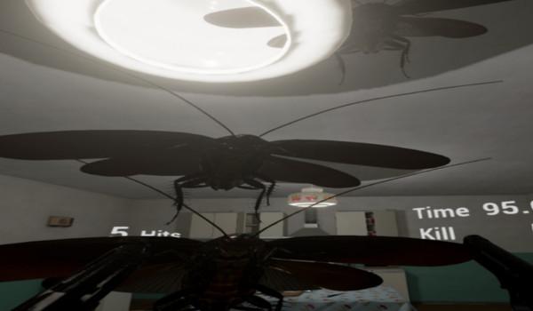 벌레 액션슈팅, Cockroach VR